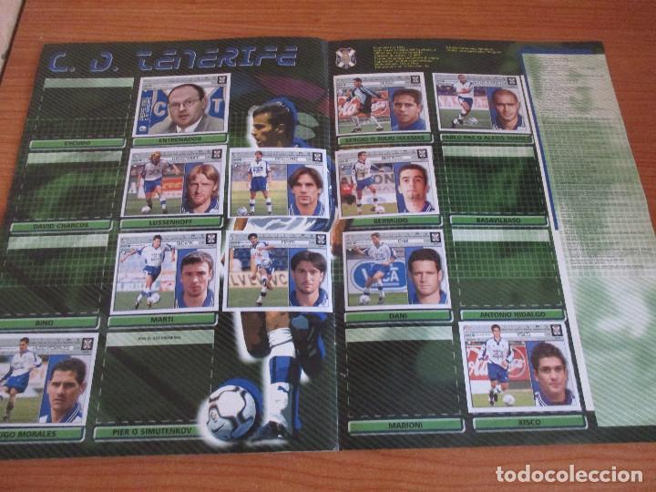 Coleccionismo deportivo: ALBUM CROMOS COLECCIONES ESTE LIGA 2002 (2001 - 2002) 2001-02 , CON 243 CROMOS - Foto 18 - 189388530