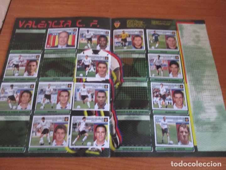 Coleccionismo deportivo: ALBUM CROMOS COLECCIONES ESTE LIGA 2002 (2001 - 2002) 2001-02 , CON 243 CROMOS - Foto 19 - 189388530