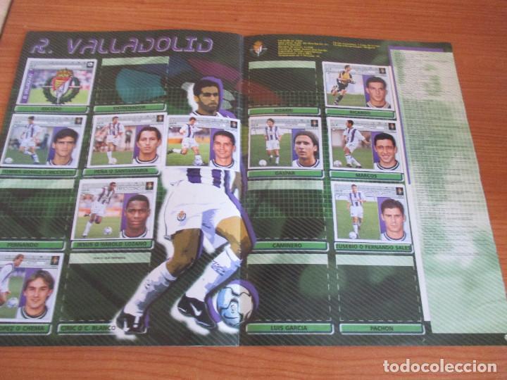 Coleccionismo deportivo: ALBUM CROMOS COLECCIONES ESTE LIGA 2002 (2001 - 2002) 2001-02 , CON 243 CROMOS - Foto 20 - 189388530