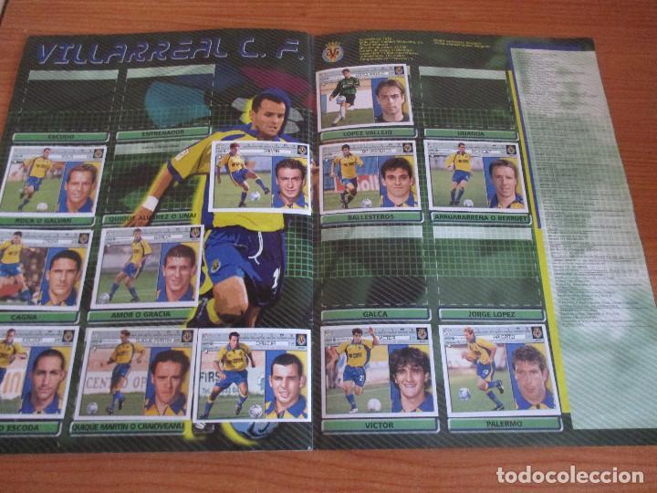 Coleccionismo deportivo: ALBUM CROMOS COLECCIONES ESTE LIGA 2002 (2001 - 2002) 2001-02 , CON 243 CROMOS - Foto 21 - 189388530