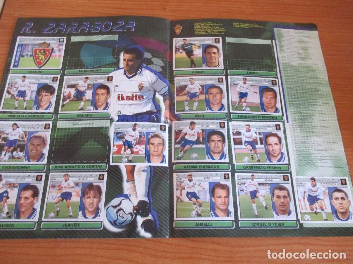 Coleccionismo deportivo: ALBUM CROMOS COLECCIONES ESTE LIGA 2002 (2001 - 2002) 2001-02 , CON 243 CROMOS - Foto 22 - 189388530