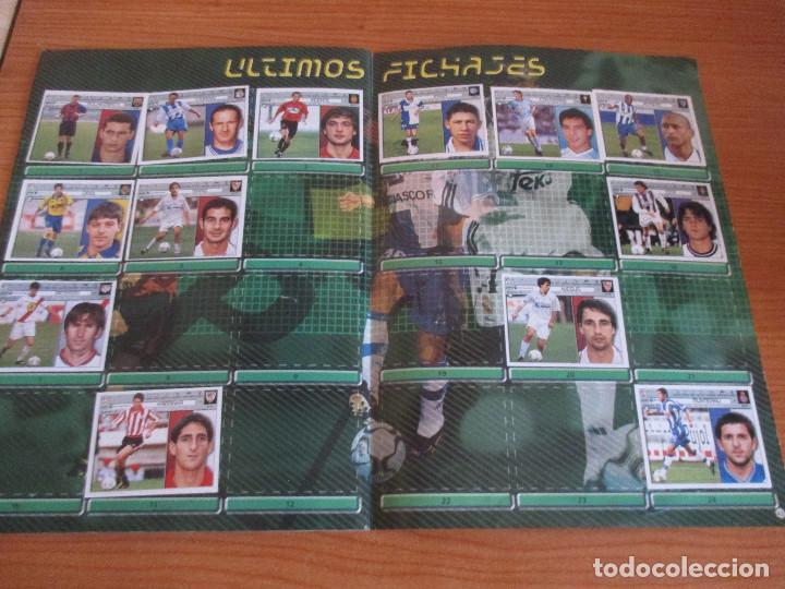 Coleccionismo deportivo: ALBUM CROMOS COLECCIONES ESTE LIGA 2002 (2001 - 2002) 2001-02 , CON 243 CROMOS - Foto 23 - 189388530