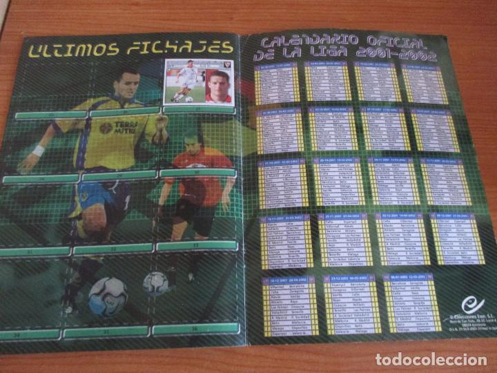 Coleccionismo deportivo: ALBUM CROMOS COLECCIONES ESTE LIGA 2002 (2001 - 2002) 2001-02 , CON 243 CROMOS - Foto 24 - 189388530