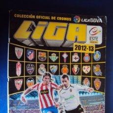 Coleccionismo deportivo: (F-191124)ALBUM CROMOS DE LIGA 2012 - 2013 - EDITORIAL ESTE - DOBLES - EXTRAS - FICHAJES. Lote 189839386