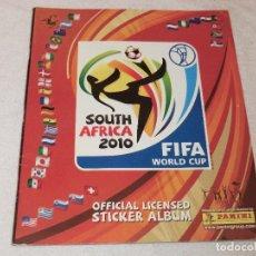 Coleccionismo deportivo: SOUTH AFRICA 2010 . ALBUM VACIO.. Lote 190292152