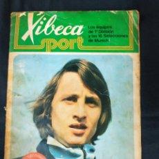 Coleccionismo deportivo: ALBUM DE CROMOS - XIBECA SPORT - CERVEZAS DAMM. Lote 190406317