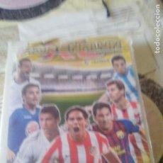 Coleccionismo deportivo: ÁLBUM ARCHIVADOR ADRENALYN XL 2011-12 CON 358 CARDS SIN REPETIR. Lote 190585305