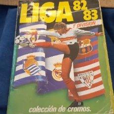 Coleccionismo deportivo: ED. ESTE ALBUM LIGA 82 83 BASTANTE COMPLETO. LEER DESCRIPCIÓN . Lote 190595367