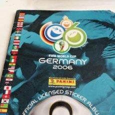 Colecionismo desportivo: G-RAS33 ALBUM PANINI FIFA WORLD CUP GERMANY 2006 06 VER FOTOS. Lote 190603281
