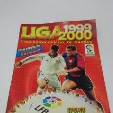 Coleccionismo deportivo: ALBUM DE FÚTBOL LIGA 1999/2000 PANINI.. VACIO SIN CROMOS. Lote 190636655