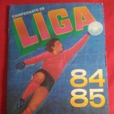 Coleccionismo deportivo: ÁLBUM INCOMPLETO + 320 CROMOS 84-85 CROMOS CANO 1984-85 13 FICHAJES BIS. PEIRANO.. Lote 191230427