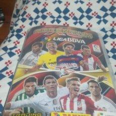 Coleccionismo deportivo: ALBUM CROMOS ADRENALYN TRADING CARD GAME 2015/16. Lote 191257446