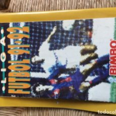 Coleccionismo deportivo: ÁLBUM FÚTBOL AÑO 91-92. Lote 191343822