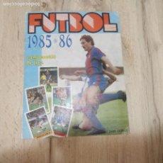 Coleccionismo deportivo: ALBUM LISEL 85/86. Lote 191379591