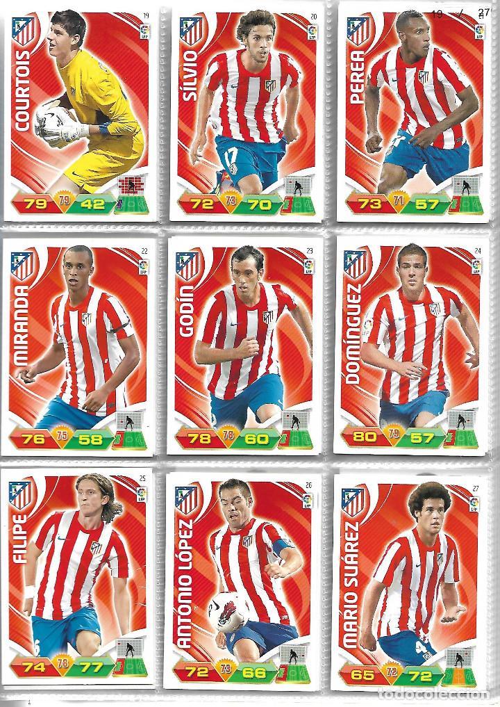 Coleccionismo deportivo: ALBUM CON 434 CARTAS ADRENALYN 2011-12 TRADING CARD GAME PANINI MUY COMPLETO - Foto 3 - 45197402
