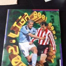 Coleccionismo deportivo: EDICIONES ESTE 2001 2002 ALBUN ALBUM CON MUCHOS DOBLES. Lote 192263638