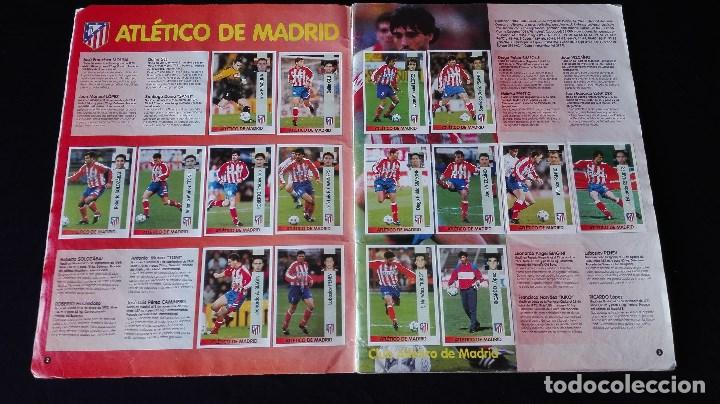 Coleccionismo deportivo: ALBUM CROMOS LIGA 96/97 - Foto 3 - 193842258