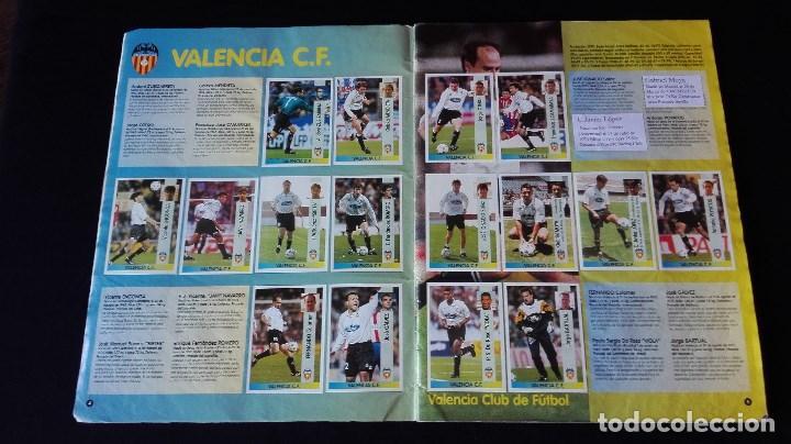 Coleccionismo deportivo: ALBUM CROMOS LIGA 96/97 - Foto 4 - 193842258