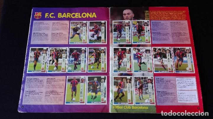 Coleccionismo deportivo: ALBUM CROMOS LIGA 96/97 - Foto 5 - 193842258