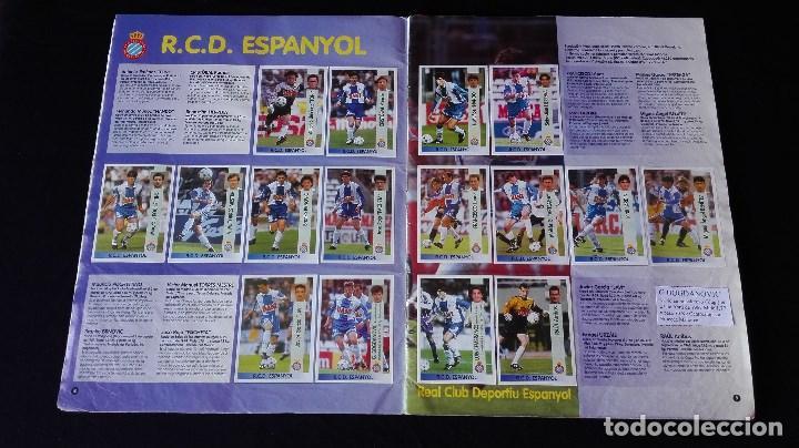 Coleccionismo deportivo: ALBUM CROMOS LIGA 96/97 - Foto 6 - 193842258