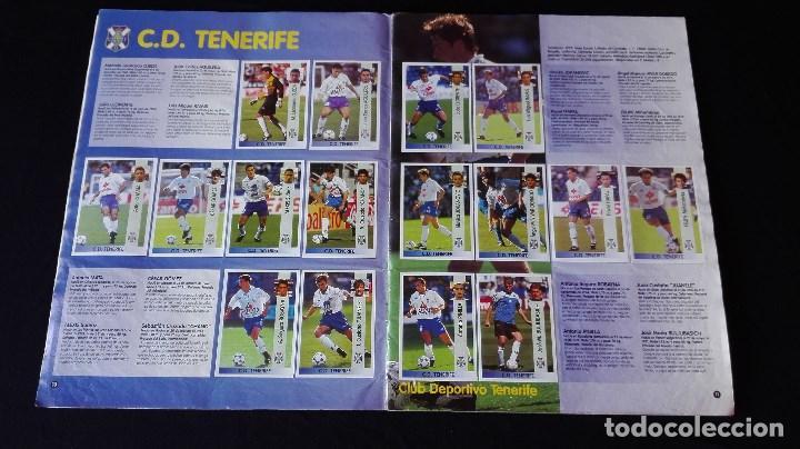 Coleccionismo deportivo: ALBUM CROMOS LIGA 96/97 - Foto 7 - 193842258