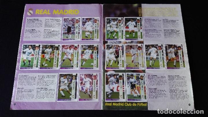 Coleccionismo deportivo: ALBUM CROMOS LIGA 96/97 - Foto 8 - 193842258