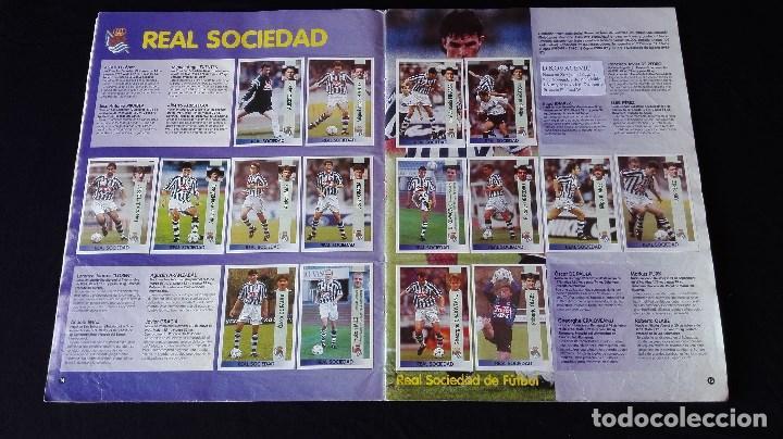 Coleccionismo deportivo: ALBUM CROMOS LIGA 96/97 - Foto 9 - 193842258