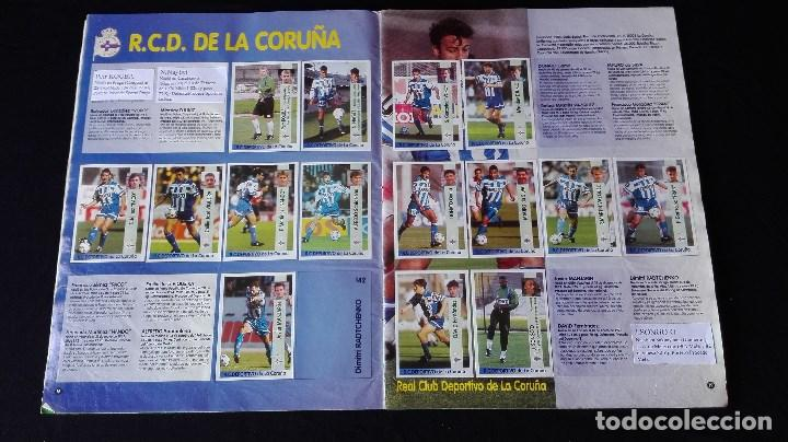 Coleccionismo deportivo: ALBUM CROMOS LIGA 96/97 - Foto 11 - 193842258