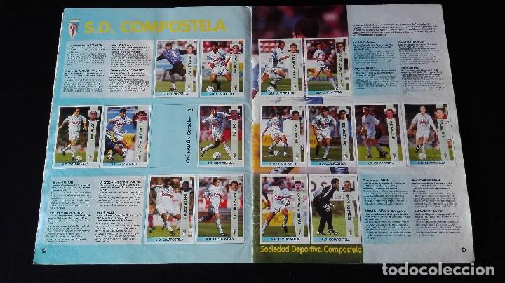 Coleccionismo deportivo: ALBUM CROMOS LIGA 96/97 - Foto 12 - 193842258