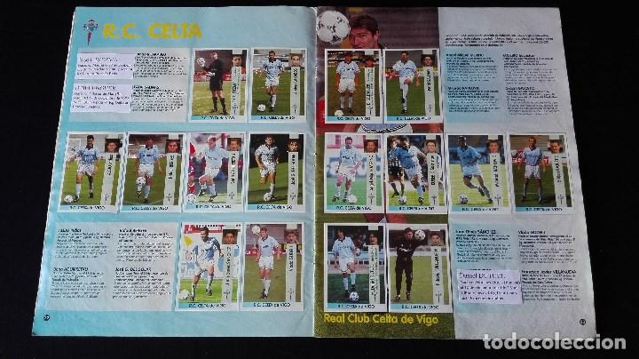 Coleccionismo deportivo: ALBUM CROMOS LIGA 96/97 - Foto 13 - 193842258