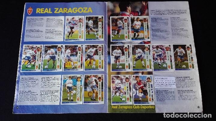 Coleccionismo deportivo: ALBUM CROMOS LIGA 96/97 - Foto 14 - 193842258