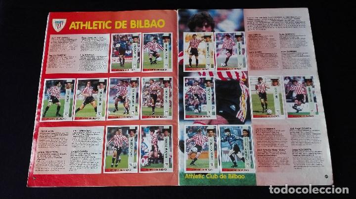 Coleccionismo deportivo: ALBUM CROMOS LIGA 96/97 - Foto 15 - 193842258