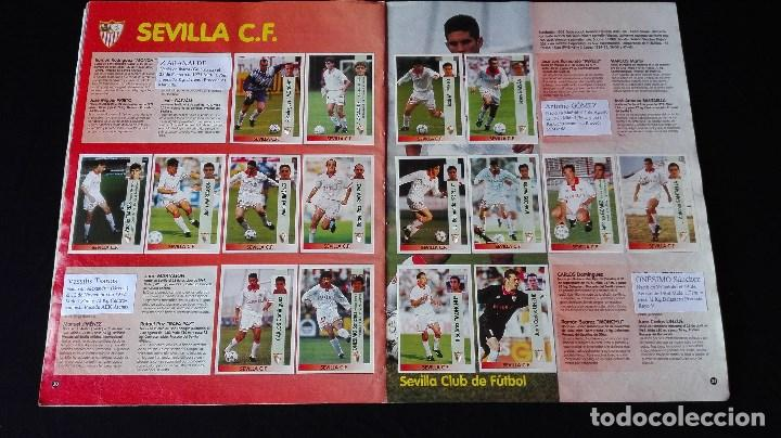 Coleccionismo deportivo: ALBUM CROMOS LIGA 96/97 - Foto 17 - 193842258