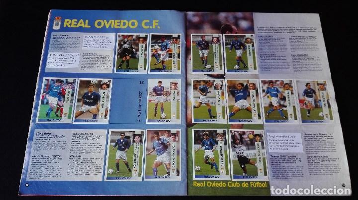 Coleccionismo deportivo: ALBUM CROMOS LIGA 96/97 - Foto 18 - 193842258