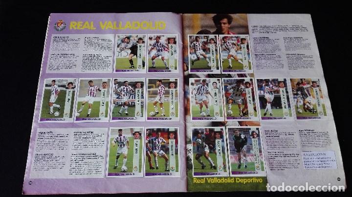 Coleccionismo deportivo: ALBUM CROMOS LIGA 96/97 - Foto 19 - 193842258