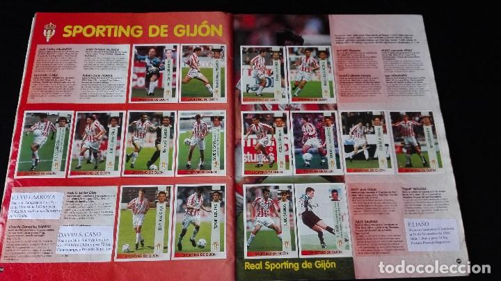 Coleccionismo deportivo: ALBUM CROMOS LIGA 96/97 - Foto 22 - 193842258