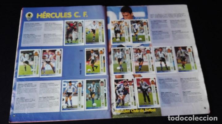 Coleccionismo deportivo: ALBUM CROMOS LIGA 96/97 - Foto 23 - 193842258