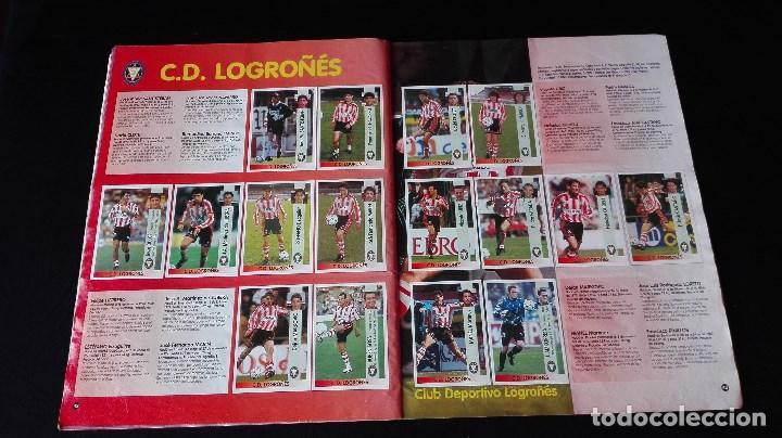 Coleccionismo deportivo: ALBUM CROMOS LIGA 96/97 - Foto 24 - 193842258