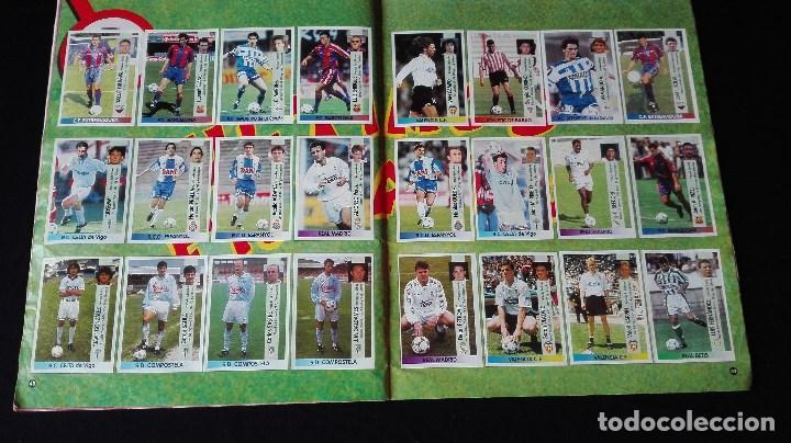 Coleccionismo deportivo: ALBUM CROMOS LIGA 96/97 - Foto 27 - 193842258