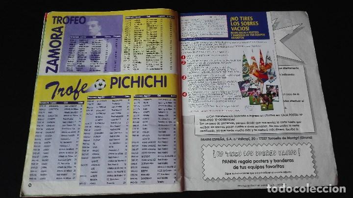 Coleccionismo deportivo: ALBUM CROMOS LIGA 96/97 - Foto 30 - 193842258