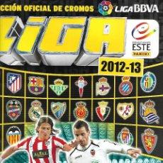 Coleccionismo deportivo: ALBUM DE LA LIGA 2012/2013 CON 382 CROMOS. Lote 194195966