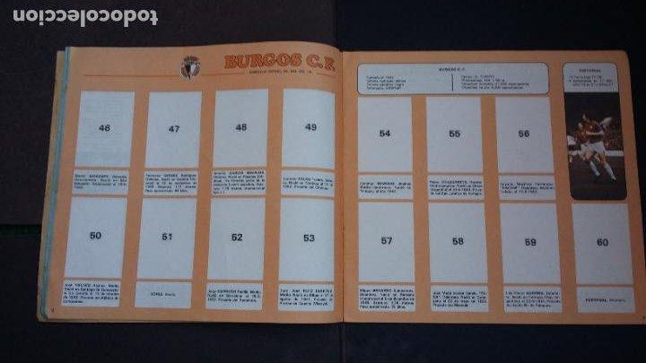 Coleccionismo deportivo: ALBUM CAMPEONATO LIGA 1978 1979 78 79 - DISGRA FHER - CONTIENE 2 CROMOS. - Foto 8 - 194204918