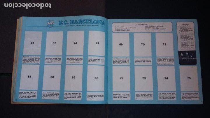 Coleccionismo deportivo: ALBUM CAMPEONATO LIGA 1978 1979 78 79 - DISGRA FHER - CONTIENE 2 CROMOS. - Foto 9 - 194204918