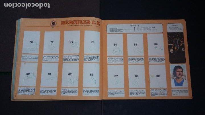 Coleccionismo deportivo: ALBUM CAMPEONATO LIGA 1978 1979 78 79 - DISGRA FHER - CONTIENE 2 CROMOS. - Foto 10 - 194204918