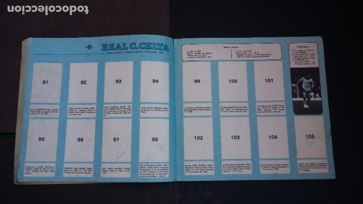 Coleccionismo deportivo: ALBUM CAMPEONATO LIGA 1978 1979 78 79 - DISGRA FHER - CONTIENE 2 CROMOS. - Foto 11 - 194204918