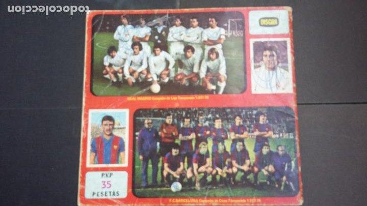 Coleccionismo deportivo: ALBUM CAMPEONATO LIGA 1978 1979 78 79 - DISGRA FHER - CONTIENE 2 CROMOS. - Foto 25 - 194204918