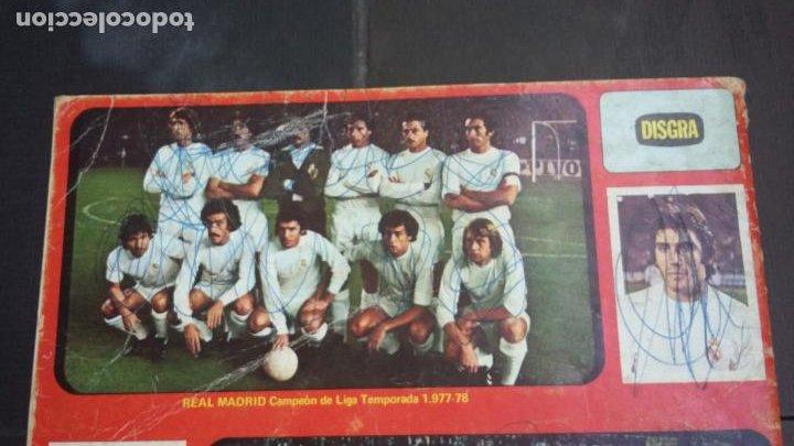 Coleccionismo deportivo: ALBUM CAMPEONATO LIGA 1978 1979 78 79 - DISGRA FHER - CONTIENE 2 CROMOS. - Foto 26 - 194204918