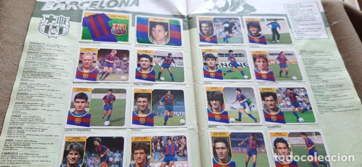Coleccionismo deportivo: ALBUM LIGA ESTE 1991/92 - INCOMPLETO - COMO SE VE EN LAS FOTOS - VER TODAS LAS FOTOS - Foto 3 - 194212136