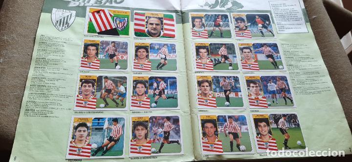 Coleccionismo deportivo: ALBUM LIGA ESTE 1991/92 - INCOMPLETO - COMO SE VE EN LAS FOTOS - VER TODAS LAS FOTOS - Foto 4 - 194212136