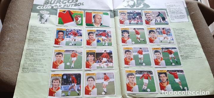 Coleccionismo deportivo: ALBUM LIGA ESTE 1991/92 - INCOMPLETO - COMO SE VE EN LAS FOTOS - VER TODAS LAS FOTOS - Foto 5 - 194212136
